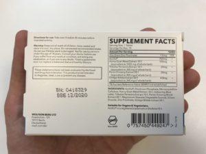natürliche Inhaltsstoffe Viasil